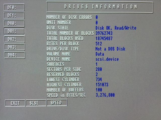ACA 1233, SysInfo, DiskSpeed